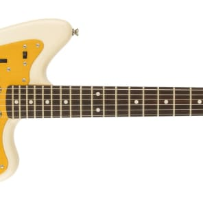 Squier® J Mascis Jazzmaster® Vintage White for sale