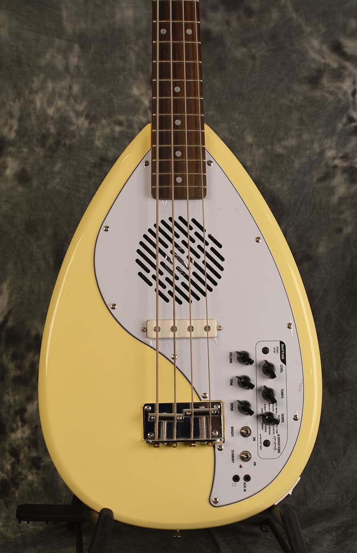 Deluxe Auto Dealer >> Vox Apache 1 Bass Vintage Cream Phantom 4 Short Scale Travel   Reverb