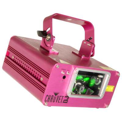 Chauvet DJ Scorpion Dual Fat Beam Green Aerial Laser Sky Effect