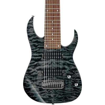 Ibanez 9 String Electric Guitar Black Ice