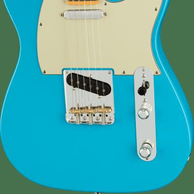 Fender American Professional II Telecaster with Maple Fretboard 2020 - 2021 Miami Blue