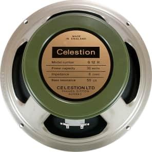 "Celestion T1234 Heritage G12H-55 12"" 30-Watt 8 Ohm Replacement Speaker"