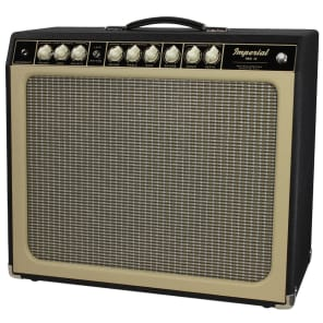 Tone King Imperial MKII 20W Combo Black Tolex Guitar Amplifier