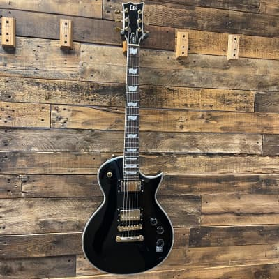 ESP LTD EC-256 with Jatoba Fretboard Black