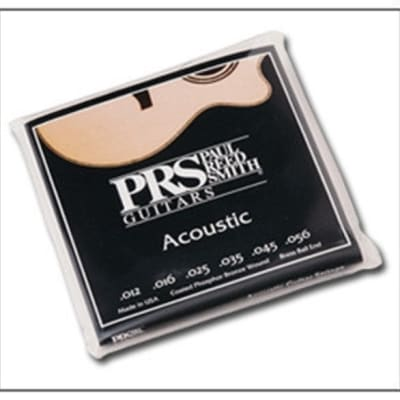 Paul Reed Smith Acoustic Guitar Strings .012-.056 (2 Sets)