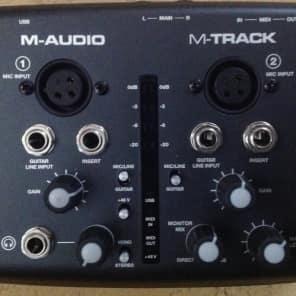 M-Audio M-Track Black
