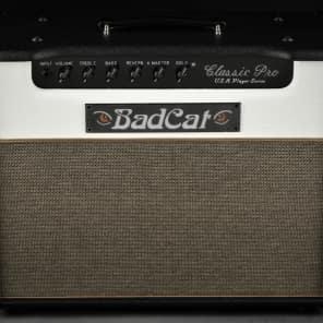 "Bad Cat Classic Pro 20R USA Player Series 20-Watt 1x12"" Guitar Combo"