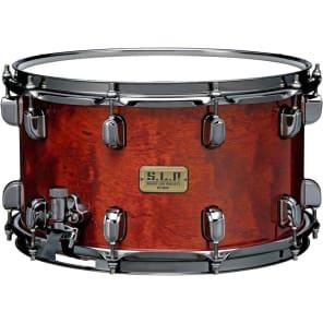 "Tama LGB148NQB 8x14"" S.L.P. Series G-Bubinga Snare Drum"