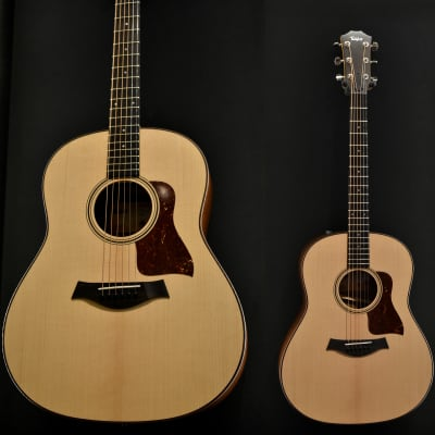 Taylor AD17e American Dream Acoustic/Electric Guitar (Natural) for sale