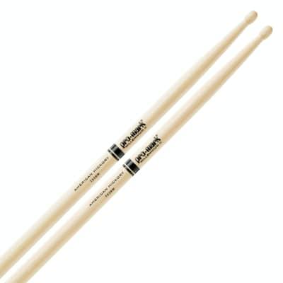 Promark 2BW Hickory Drumsticks - Wood Tip