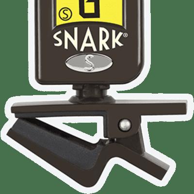 Snark Napoleon N6 Chromatic Clip on Ukulele Tuner Dark Grey