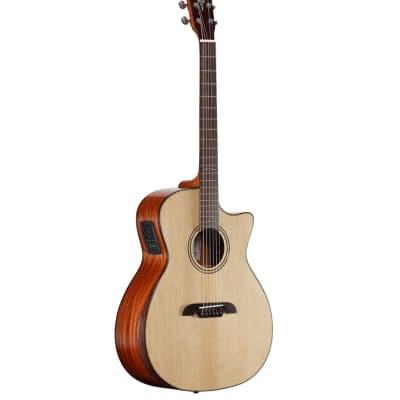 Alvarez Artist AG60CEAR Natural Satin Acoustic Guitar