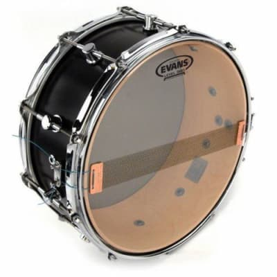 "Evans 14"" Hazy 300 Snare Side Drum Head S14H30"