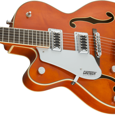 NEW! Gretsch G5420LH Electromatic Hollow Body Single-Cut Left-Handed Orange - Authorized Dealer