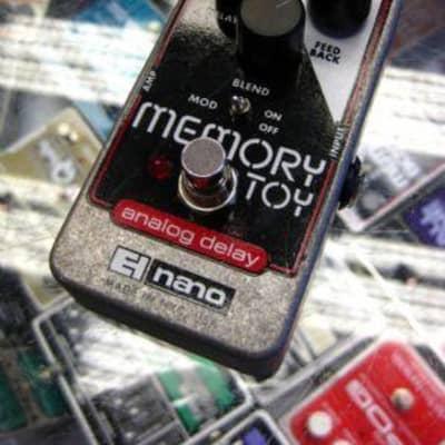 Electro Harmonix EHX Memory Toy Analog Delay Pedal for sale