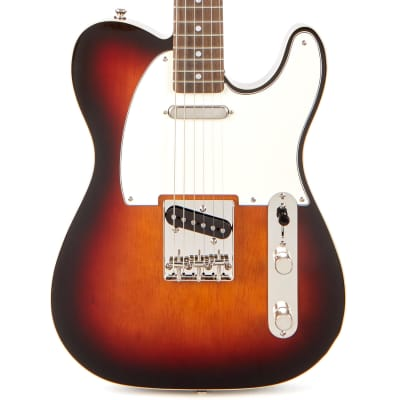 Fender Squier Classic Vibe '60s Custom Telecaster Laurel - 3 Tone Sunburst for sale