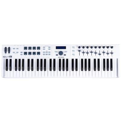 Arturia KeyLab 61 Essential 61-key MIDI Controller with Ableton Live Lite