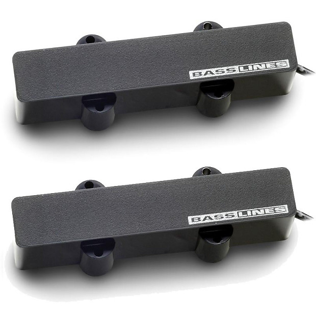 seymour duncan ajb 5 active 5 string jazz bass pickup set reverb. Black Bedroom Furniture Sets. Home Design Ideas
