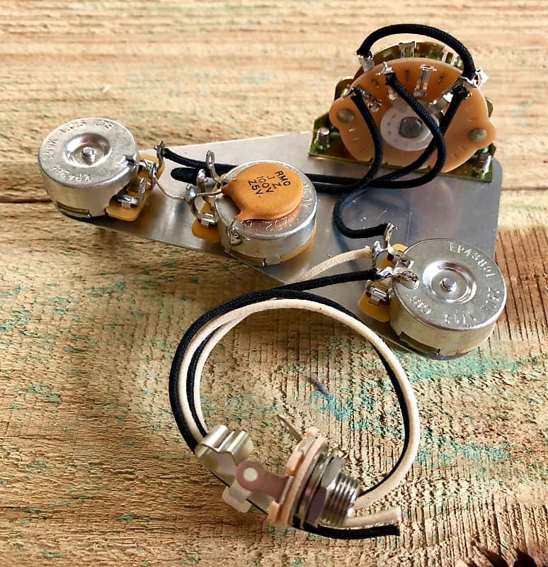 Awe Inspiring Fender Stratocaster 57 American Vintage Wiring Harness Reverb Wiring Database Pengheclesi4X4Andersnl