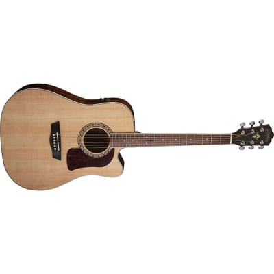 Washburn D10SCE Heritage Dreadnought Electro Acoustic for sale