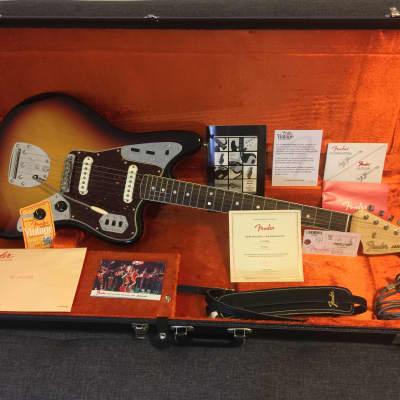 Fender Jaguar USA American Vintage Reissue 65 3 Tone Sunburst for sale