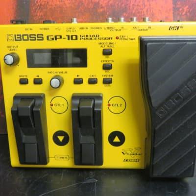 Boss GP-10 Guitar Processor for sale
