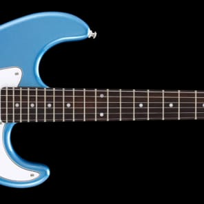 G&L Tribute Series Legacy Electric Guitar - Lake Placid Blue for sale