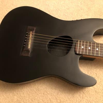 Vintage Kramer Ferrington Acoustic/Electric Guitar & Case for sale