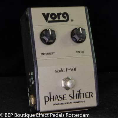 Vorg F-501 Phase Shifter early 80's Japan