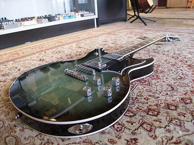 Reverend guitars kyle shutt