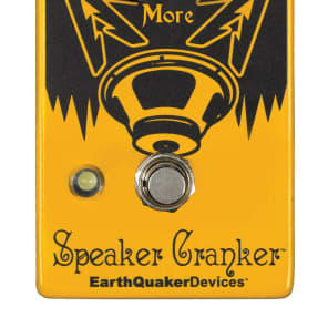 Earthquaker Devices Speaker Cranker Overdrive V2 for sale
