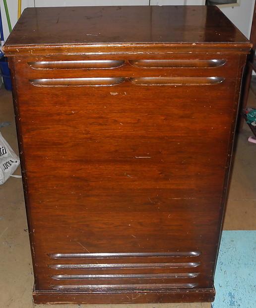 Vintage Leslie 22H Speaker Cabinet! 122 147 Hammond Organ | Reverb