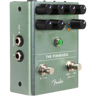 Fender The Pinwheel Rotary Speaker Emulator for sale
