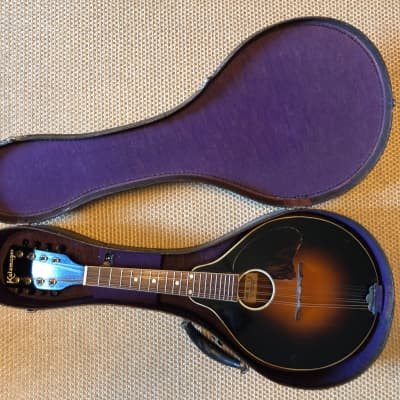 Vintage 1930's Kalamazoo  (made by Gibson) KM-11 Mandolin for sale