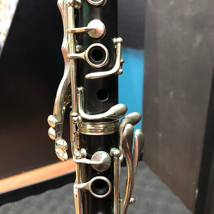 Vintage Buffet Crampon Clarinet in A | Reverb