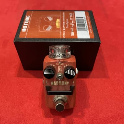 Hotone Harmony Pitch Shifter/Harmonist for sale