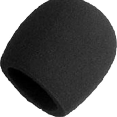 Hamilton Foam Microphone Windscreen Cover - Black