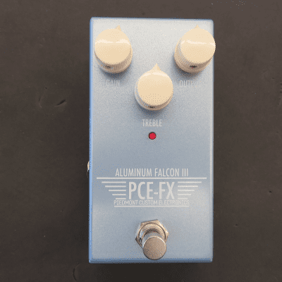 Piedmont Custom Electronics Aluminum Falcon III