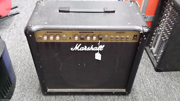 marshall g50rcd 1x12 guitar combo amplifier solid state reverb. Black Bedroom Furniture Sets. Home Design Ideas