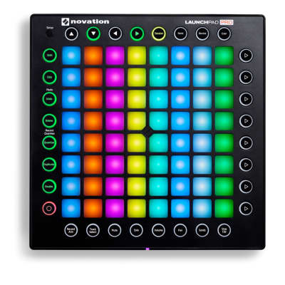 Novation Launchpad PRO - The Professional Grid Performance Instrument - Final Clearance