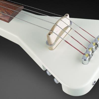 Warwick RockBass Triumph Lite, 4-String - Solid Creme White High Polish