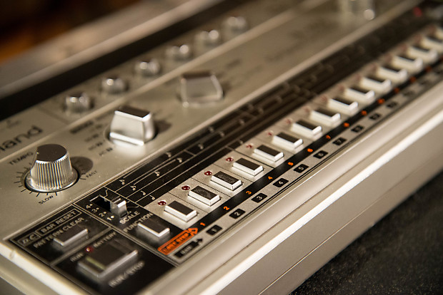 roland tr 606 drumatix analog drum machine reverb. Black Bedroom Furniture Sets. Home Design Ideas