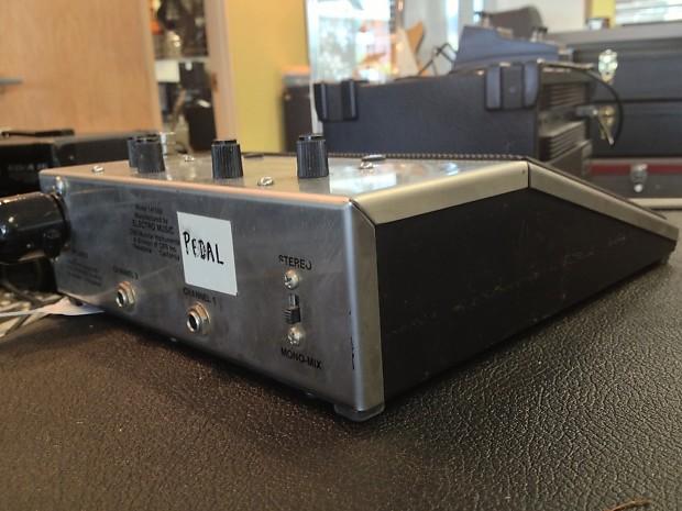 Vintage Leslie 860 Amp Amp Preamplifier Iv 1970s Reverb