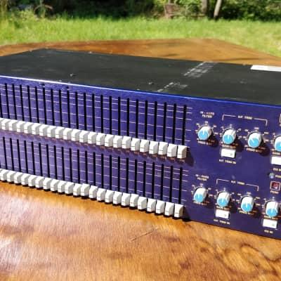 XTA GQ600 Graphic EQ