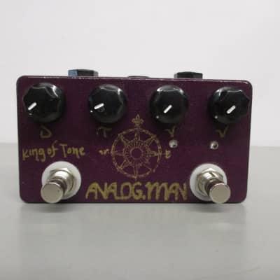 Analogman King of Tone V2 (4-Knob)