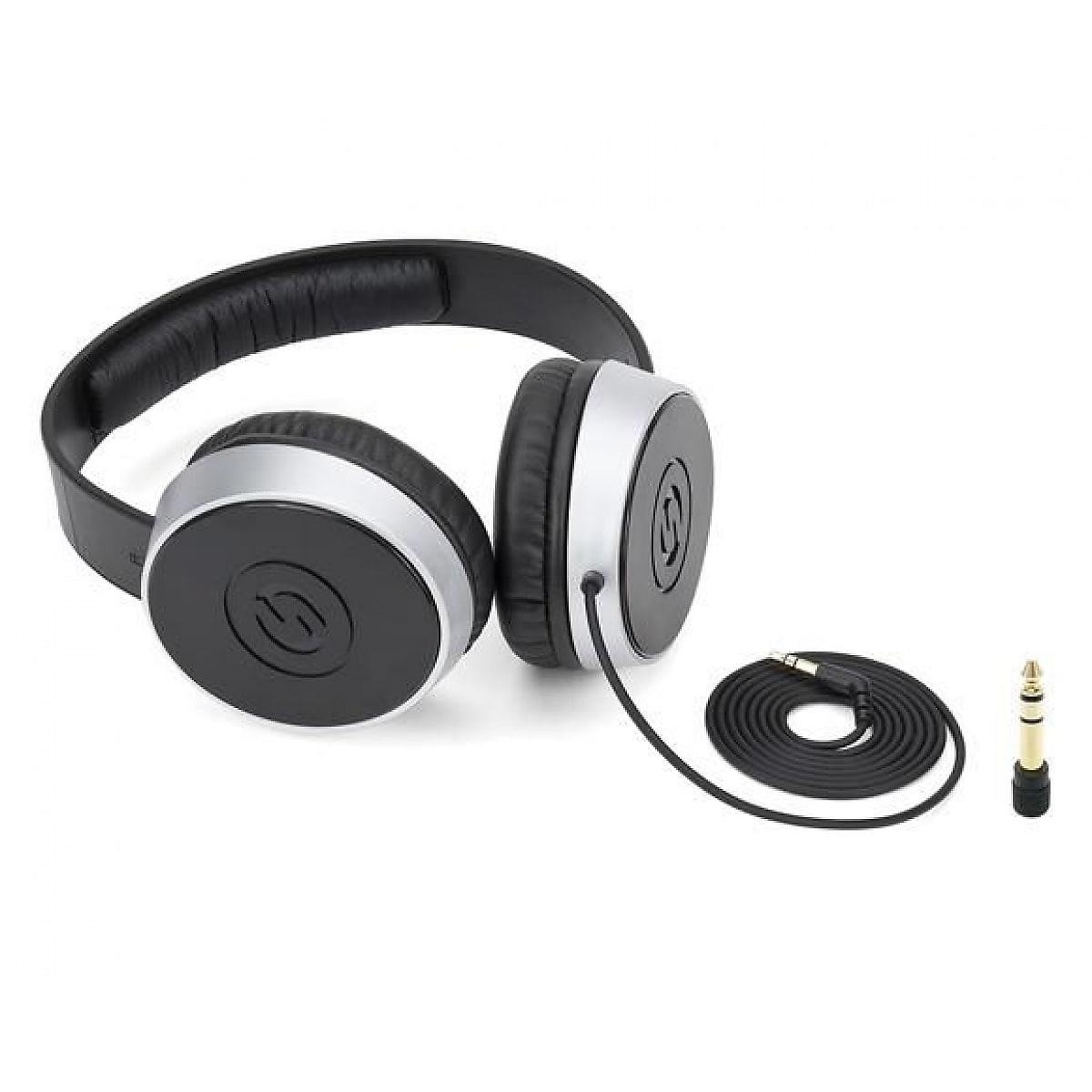 Samson SR550 Closed-Back Over-Ear Studio Headphones