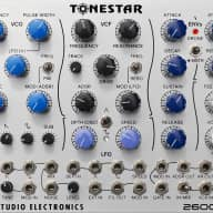 Studio Electronics Tonestar 2600 Complete Arp 2600 Voice for Eurorack Modular Systems