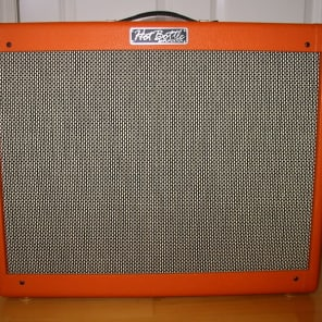 Hot Bottle 5F4 Tweed Super Circuit, 2x10 Combo Amp
