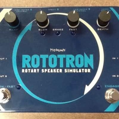 Open Box - Pigtronix Rototron Rotary Speaker Simulator Effect Pedal