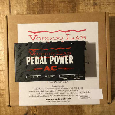 Voodoo Lab Pedal Power AC image